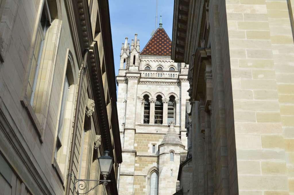 St Peter's Cathedral, Geneva, Switzerland
