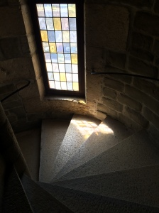 Staircases And Windows, Musee Chateau, Annecy, France