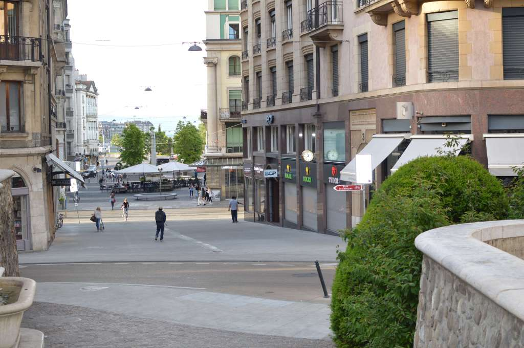Streets, Geneva, Switzerland