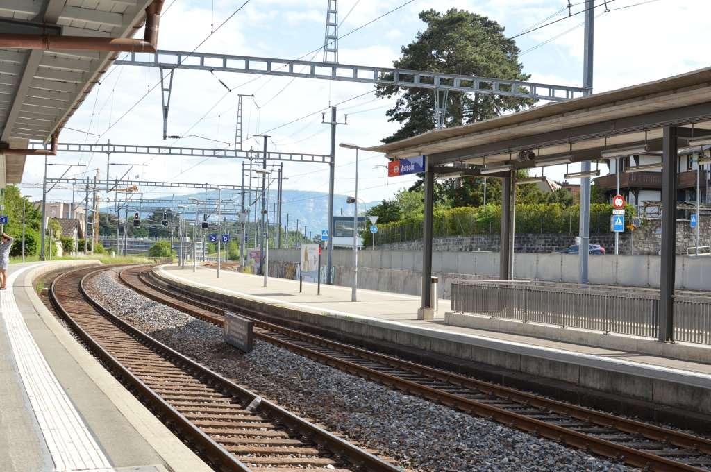 Versoix Station, Geneva, Switzerland (2)