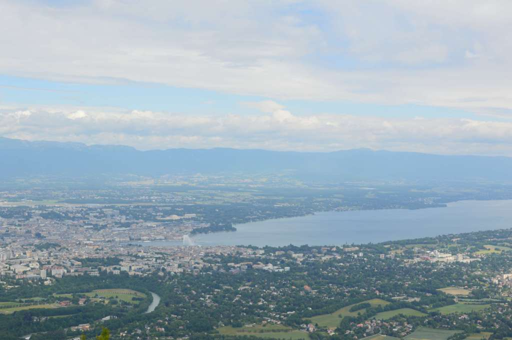 View From Mont Saleve, France (3)