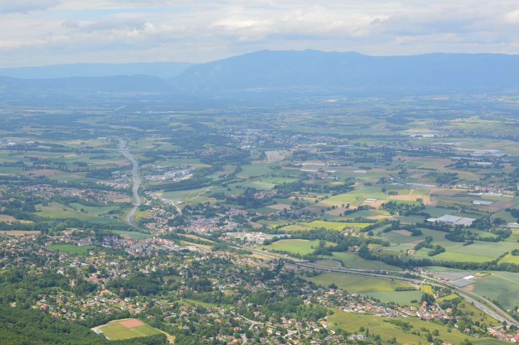 View From Mont Saleve, France (5)