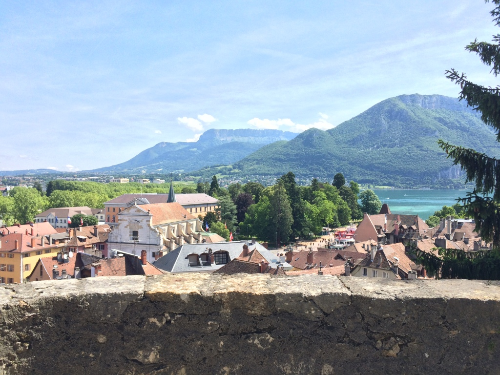 View From Musee Chateau, Annecy, France (3)