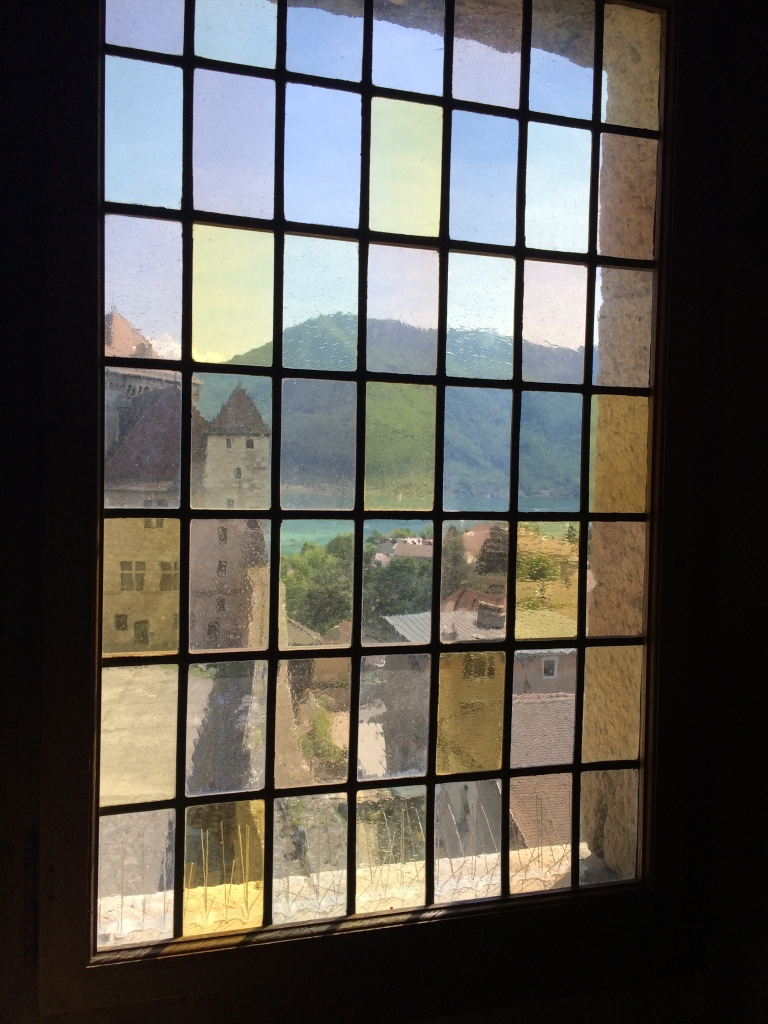 Windows, Musee Chateau, Annecy, France