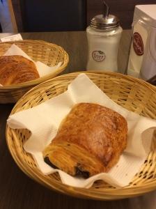 Breakfast At Bocca Moka, Brussels, Belgium