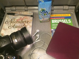 Brussels Bound On The Eurostar