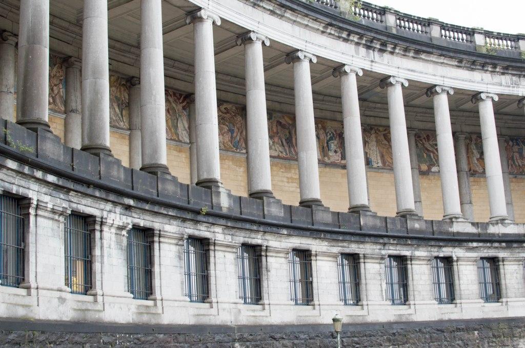 Cinquantenaire Museum, Brussels, Belgium
