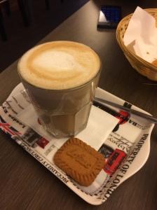 Coffee At Bocca Moka, Brussels, Belgium