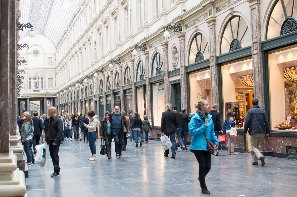 Galeries Royales Saint-Hubert, Brussels, Belgium (3)