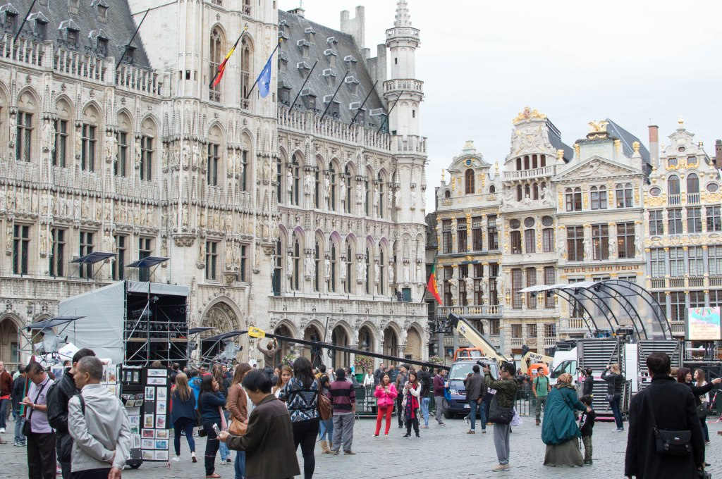 Grand Place, Brussels, Belgium (2)