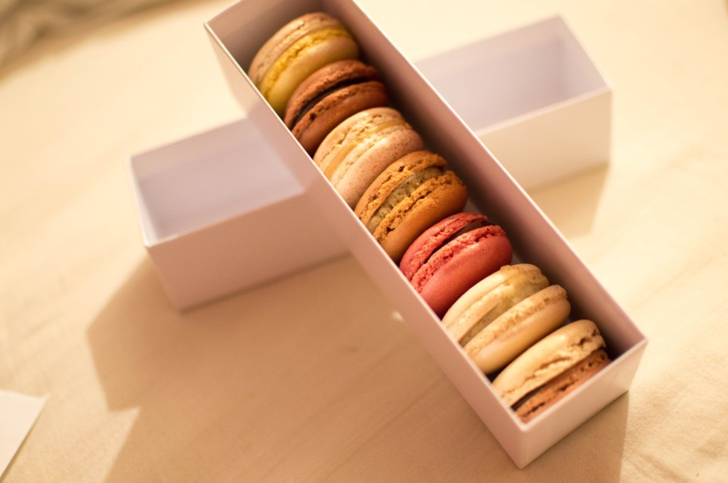 Macarons From Pierre Marcolini, Brussels, Belgium