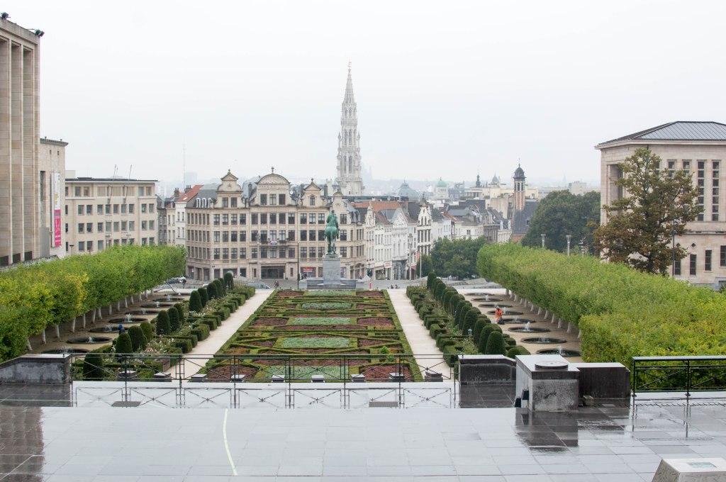 Meeting Square, Brussels, Belgium
