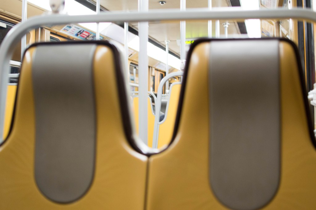 Metro Seats, Brussels, Belgium