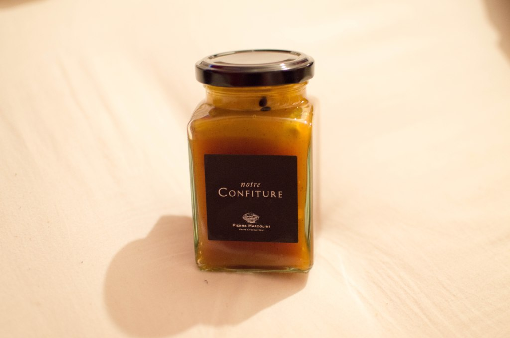Passion Fruit Compote From Pierre Marcolini, Brussels, Belgium