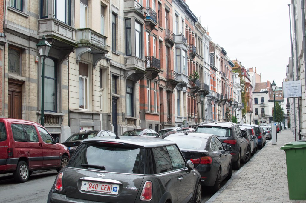 Streets of Brussels, Belgium (3)