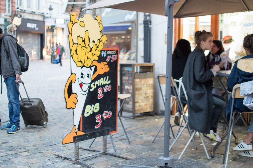 Tabora Friterie, Brussels, Belgium