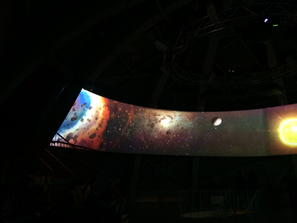 The Beginning, The Atomium, Brussels, Belgium