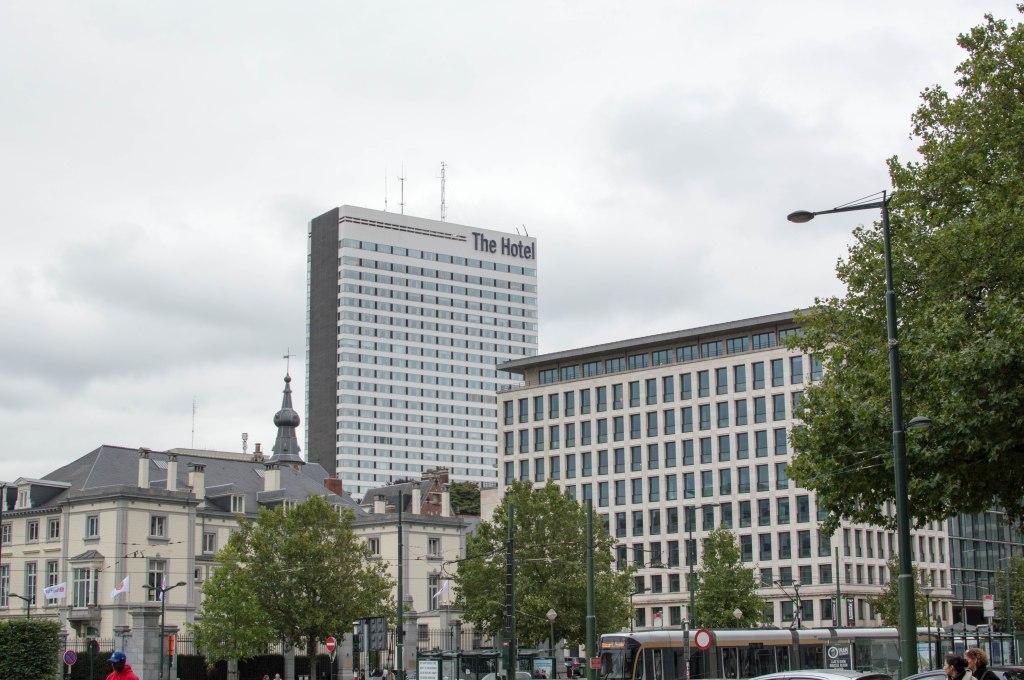 The Hotel, Brussels, Belgium