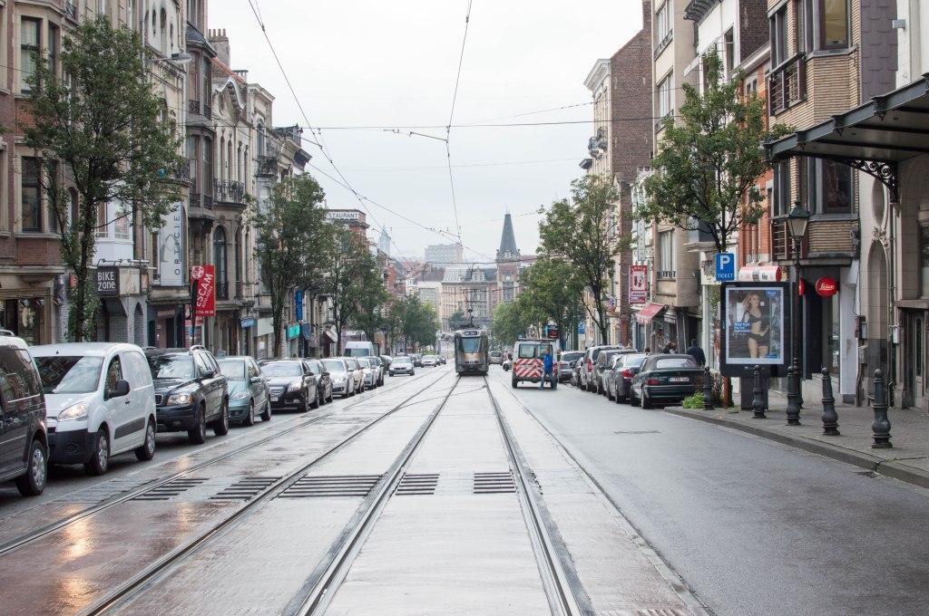 Tram, Brussels, Belgium (2)