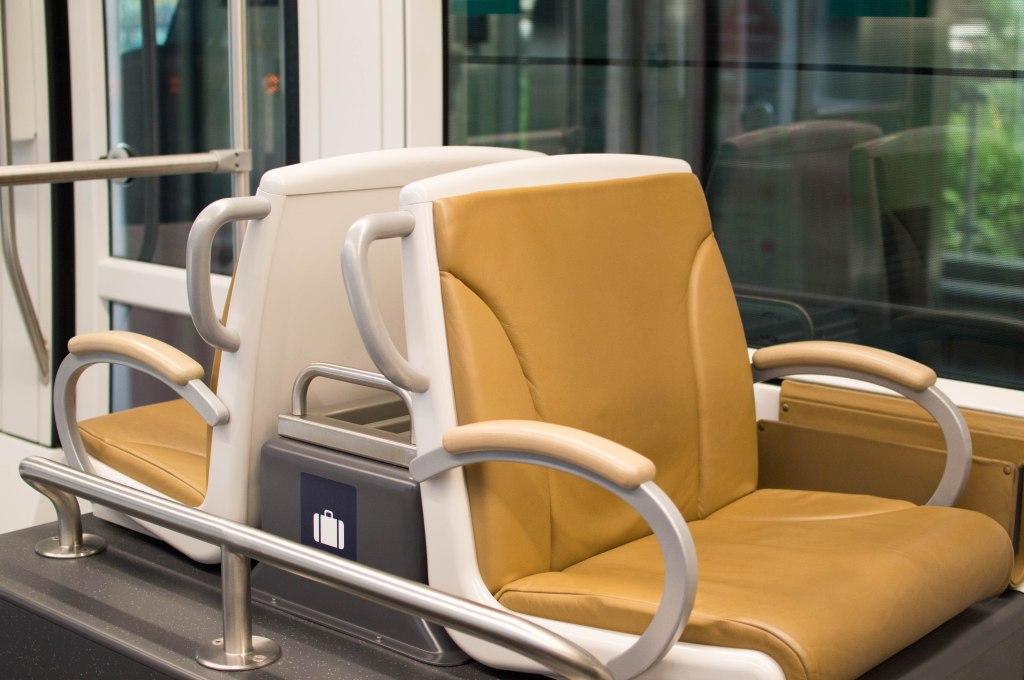 1st Class Cabin, Tram, Dubai Marina, Dubai, UAE