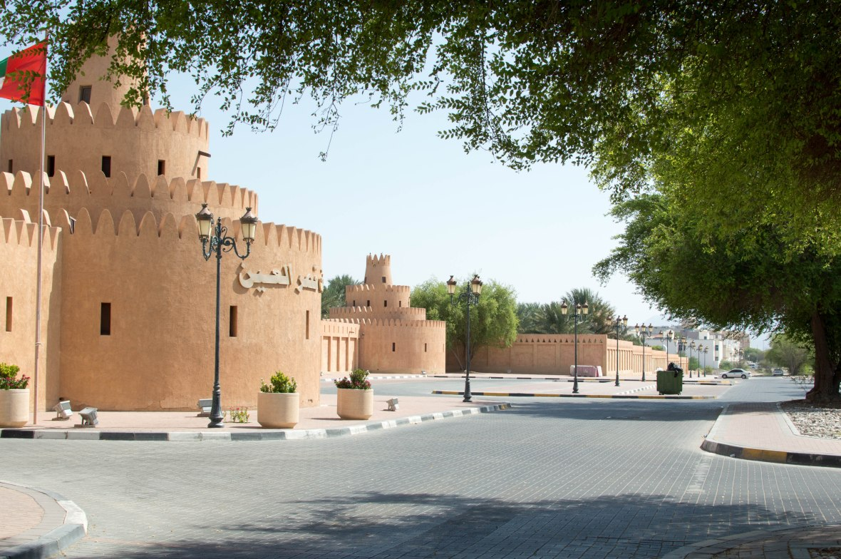 Al Ain Palace Museum, Al Ain, UAE (2)