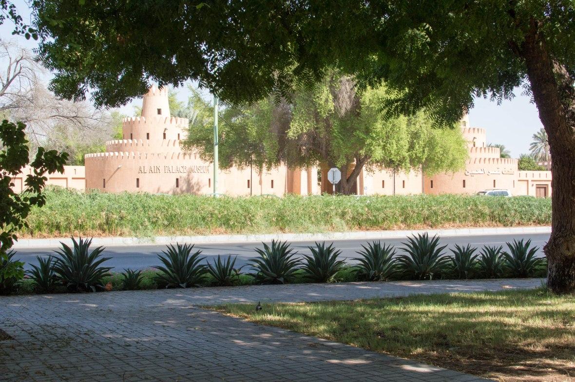 Al Ain Palace Museum, Al Ain UAE
