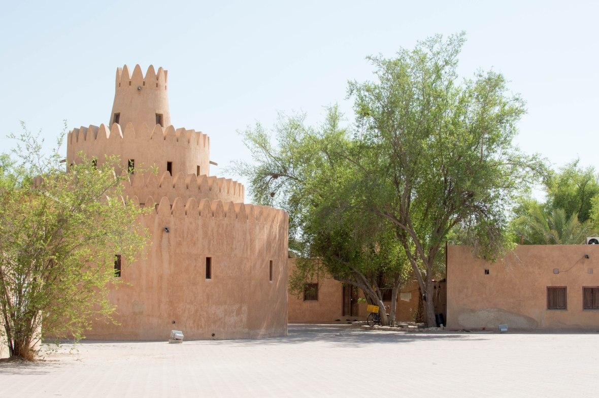Al Ain Palace Museum Building, Al Ain, UAE