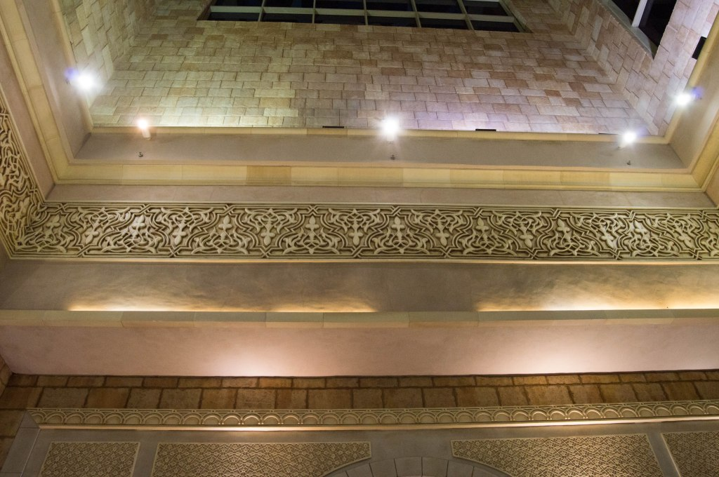 Andalusia Court Decor, Ibn Battuta Mall, Dubai, UAE