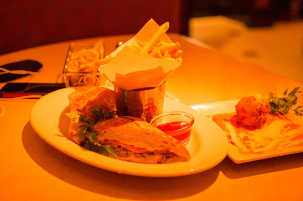 Cuban Sandwich, The Cheesecake Factory, JBR, Dubai, UAE