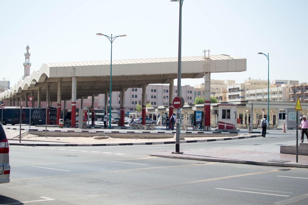 Deira Bus Station, Dubai, UAE