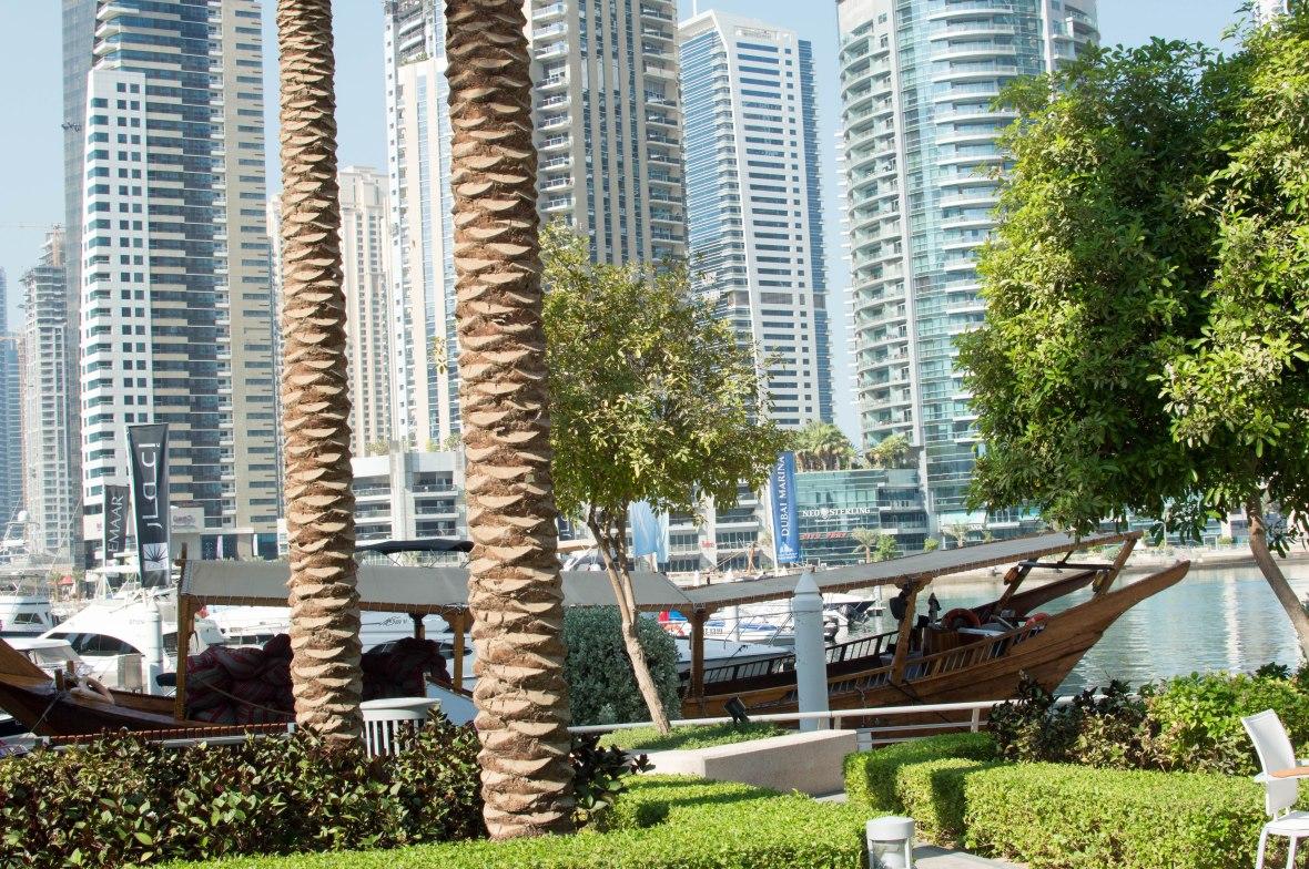 Dhow Boat, Dubai Marina, Dubai, UAE