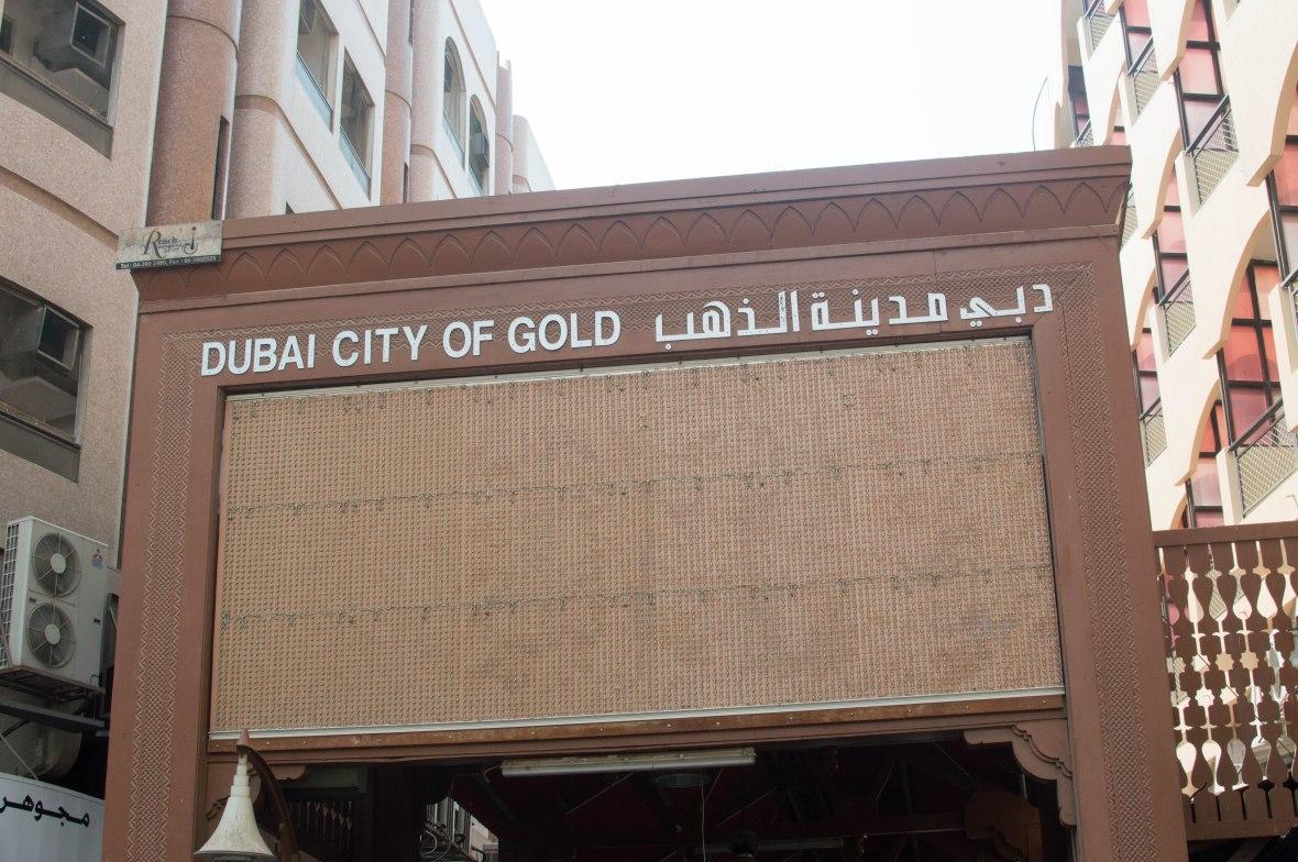 Dubai City of Gold, Deira, Dubai, UAE