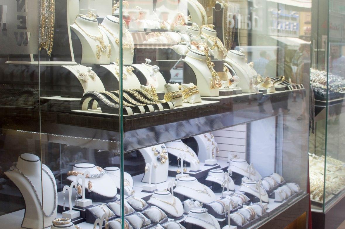 Gold Display, Deira, Dubai, UAE