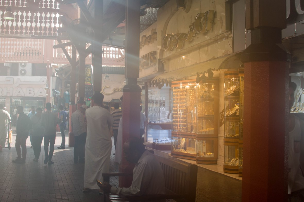 Gold Market, Deira, Dubai, UAE