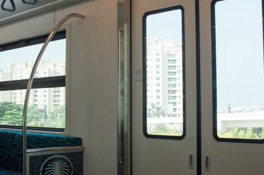 Monorail, Dubai, UAE