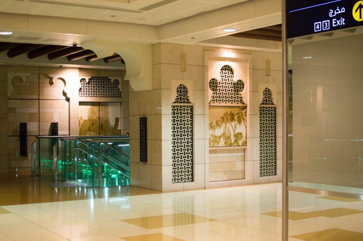 Palm Deira Station, Dubai, UAE