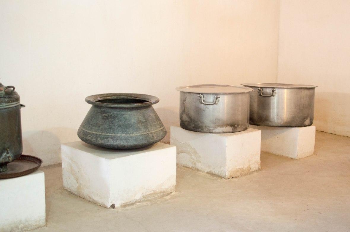 Pots & Pans, Al Ain Palace Museum, Al Ain UAE