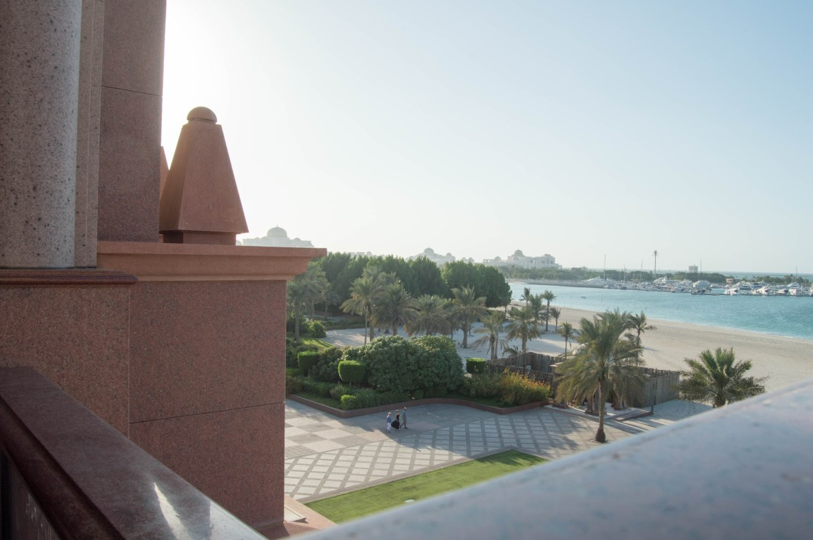 Private Beach View, Emirates Palace Hotel, Abu Dhabi, UAE (3)