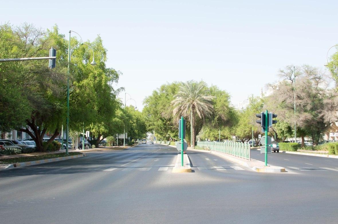 Roadside, Al Ain Palace Museum, Al Ain UAE