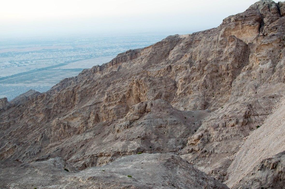 Rocky Terrain, Jebel Hafeet, Al Ain, UAE