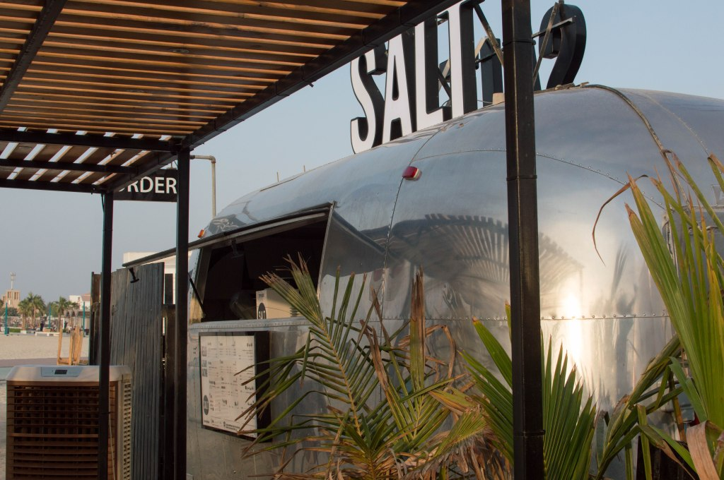 Salt Food Truck, Kite Beach, Dubai, UAE