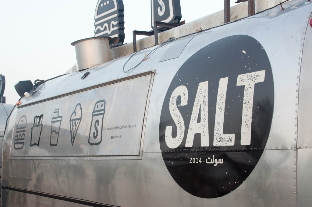 Salt, Food Truck, Kite Beach, Dubai, UAE