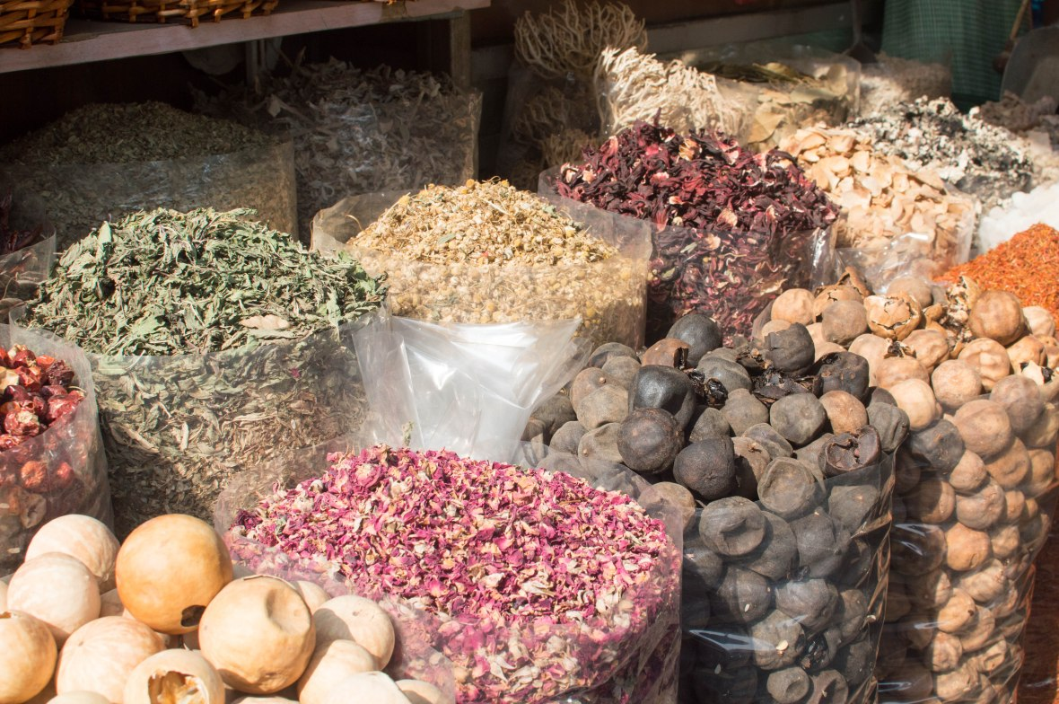 Spices And Herbs, Spice Souk, Deira, UAE (2)