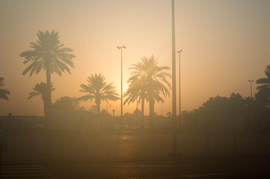 Sunset, Deira, Dubai, UAE