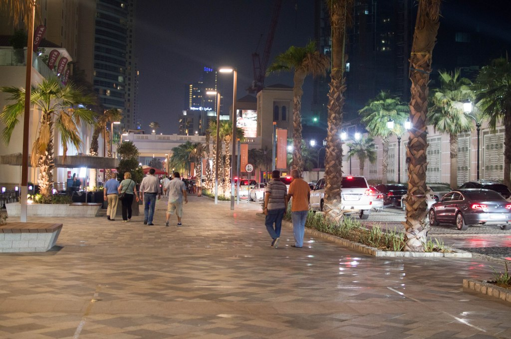 The Walk, JBR, Dubai, UAE