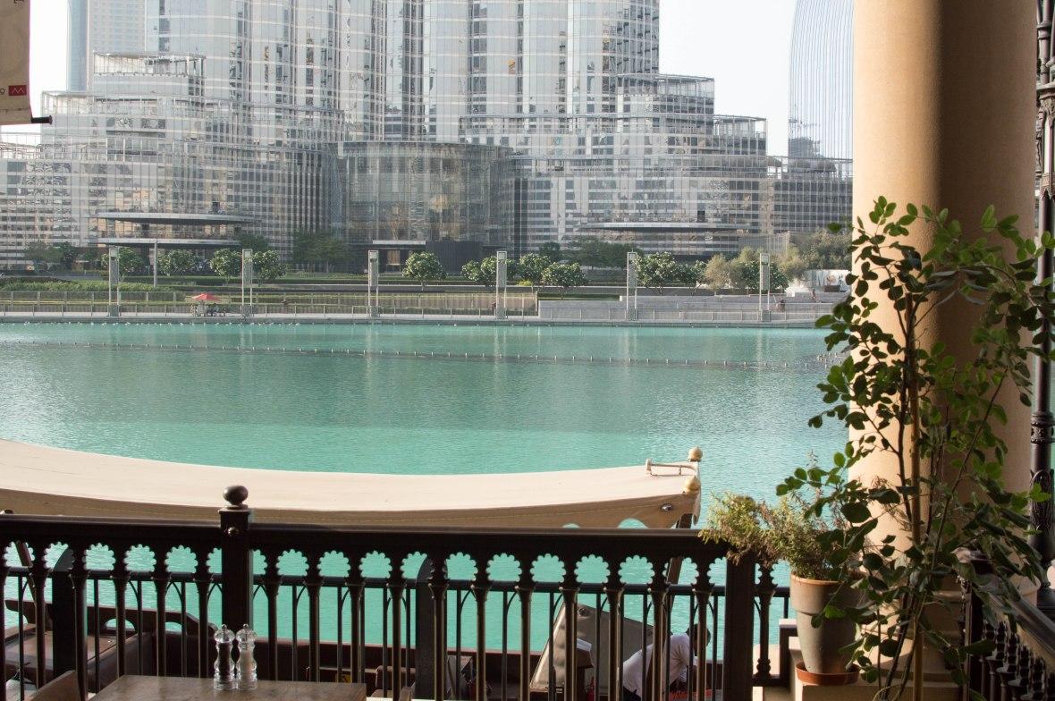 Abra Boat From Baker & Spice, Souk Al Bahar, UAE