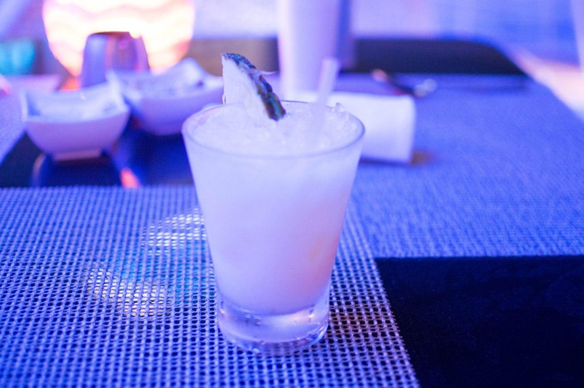 Pina Colada, Siddharta Lounge, Dubai, UAE