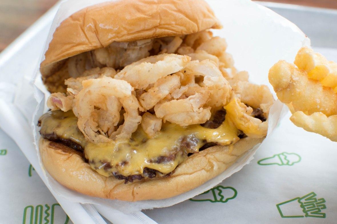 ShackMeister Burger, Shake Shack, Jumeirah Beach Residence, (JBR), Dubai, UAE