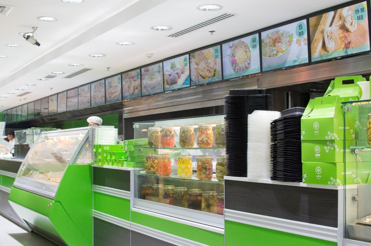 Shami Restaurant, Dubai Marina, UAE