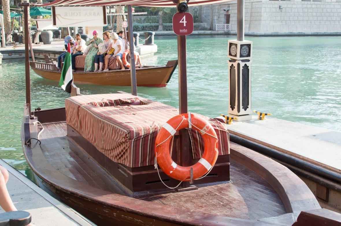 Abra Boat, Madinat Jumeirah, Dubai, UAE